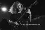 Kevin Hufnagel of Gorguts.
