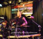 Patrice Hamelin drumming with Gorguts